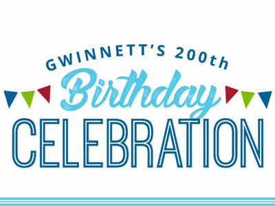 Gwinnett's 200th Birthday Celebration Gala